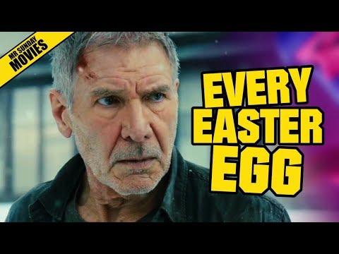 Blade Runner 2049  Easter Eggs & Deckard Replicant Theory
