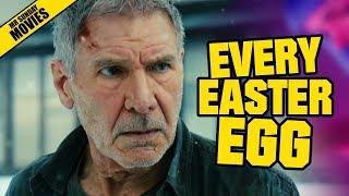 Blade Runner 2049 - Easter Eggs & Deckard Replicant Theory