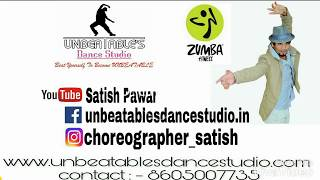 the humma song zumba choreography in mj bollywood dance style by zin satish pawar pune india