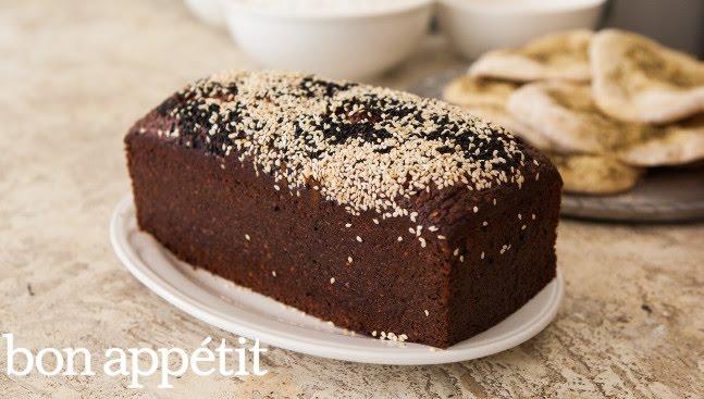 Black Sesame Banana Bread Recipe from El Rey | Sweet Spots