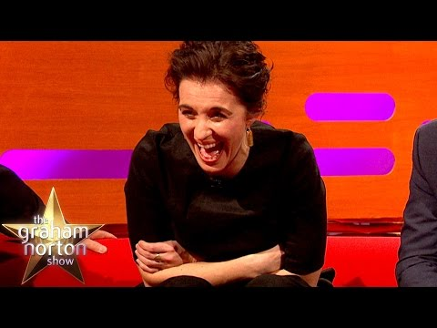 Vicky McClure Can't Stop Folding Her Arms | The Graham Norton Show