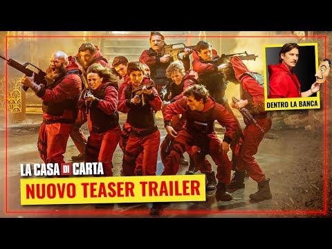 La Casa di Carta 5 - Analisi del teaser trailer 🔥   Svelata la data di uscita!