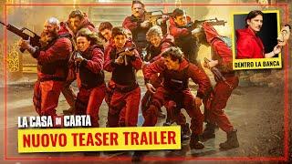 La Casa di Carta 5 - Analisi del teaser trailer 🔥