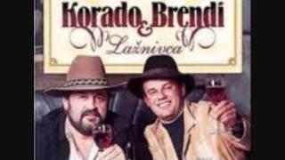 Korado & Brendi - Jaz pa nisem verjel.wmv