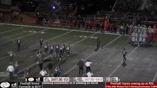 Sharyland @ Sharyland Pioneer Football Game (Audio Broadcast)