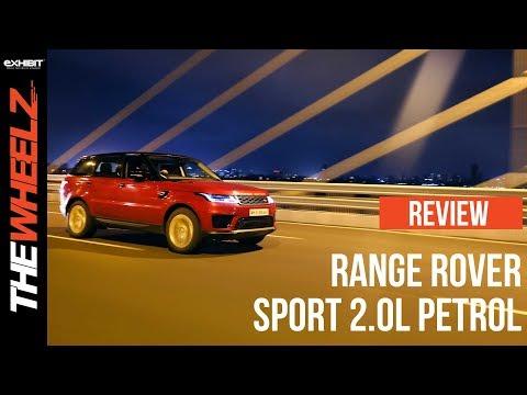 2018 Range Rover Sport 2.0-litre Petrol - Review