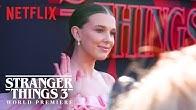 Stranger Looks | Stranger Things 3 Premiere | Netflix