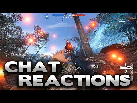Battlefield 1 In-Game Chat Reactions 5