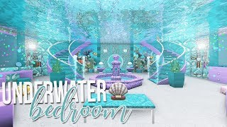 ROBLOX | Bloxburg: Underwater Bedroom 131k
