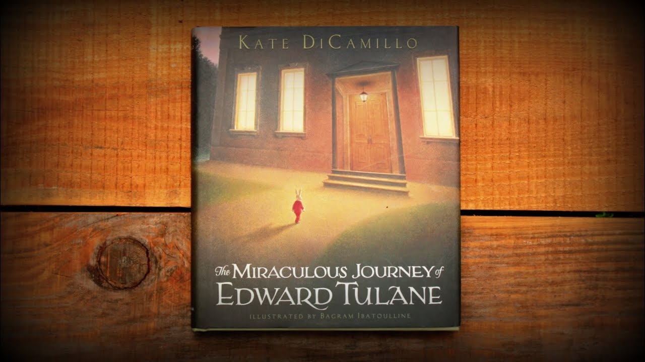 an analysis of the miraculous journey of edward tulane by kate dicamillo Original music video: abilene (the miraculous journey of edward tulane by kate dicamillo.