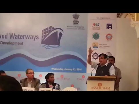 Coastal Shipping and Inland waterways 2016 - part II