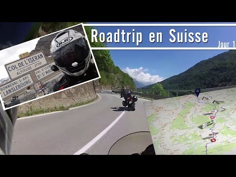 Roadtrip 2017 : Direction La suisse !
