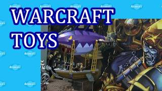World Of Warcraft Wow Toys Nuremberg Toy Fair Special Sneak Preview