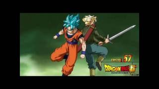 DBZ SUPER THE SAIYAN BLUES DEFEATED AND HAVE TO REGROUP TO ONLY COM...