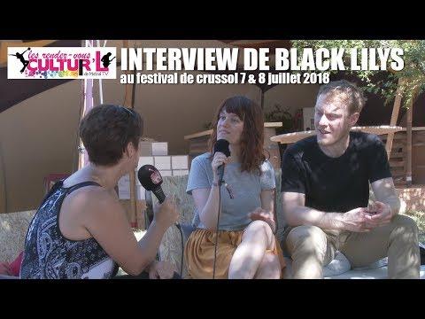 2018 07 07   RDV Cultur'L    avec Black Lilys  au Crussol Festival