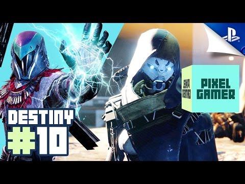 DESTINY - The Taken King | 10 La llamada de una desconocida | Español | Guía - Gameplay | PS4