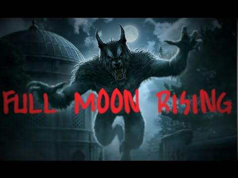 I'M A HORNY WEREWOLF | Full Moon Rising | Let's Play / Indie Gameplay
