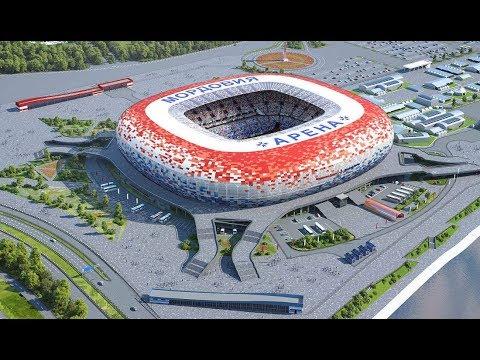 2018 FIFA World Cup - Russia Mordovia Arena