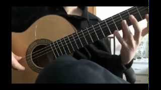 Gipsy Kings - Faena (Cover by Alex Maisuradze)