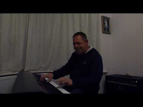 HAVE A GOOD TIME - written by Paul Simon (piano cover by Ant Jones)