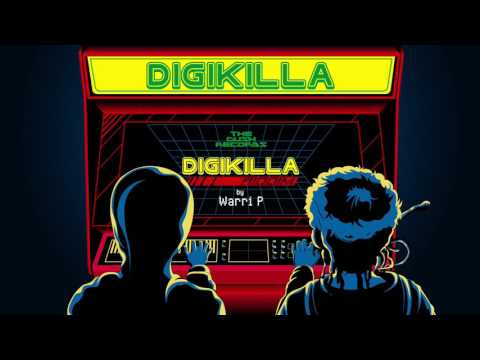 Digikilla Instrumental Version by Warri P inna Bush Records