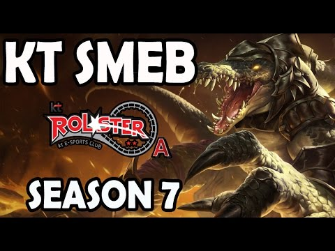 KT Smeb plays RENEKTON TOP vs CAMILLE - Ranked Master 360LP