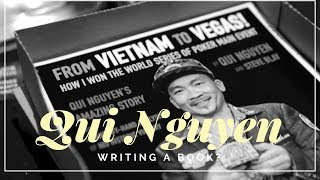 Qui Nguyen Writing a Book?