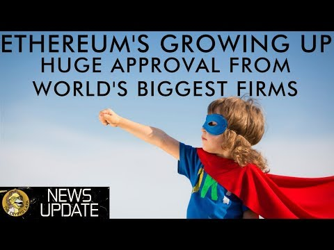 Surprise Announcement Brings Privacy To Ethereum & Forbes List Proves Big Business Loves Crypto