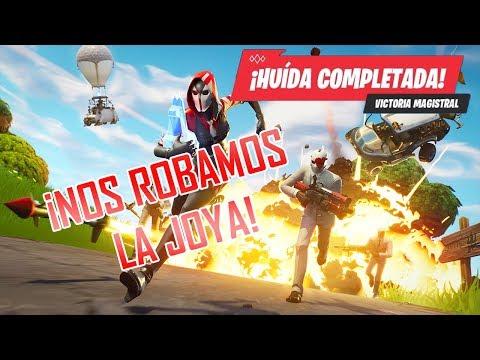 BabiiBL | ¡NOS ROBAMOS LA JOYA! :P | foXy Gaming