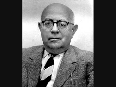 Theodor Adorno - Reminiscences of Alban Berg (in English)