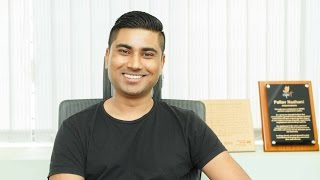 Meet Pallav Nadhani - Co-Founder and CEO, FusionCharts on Super