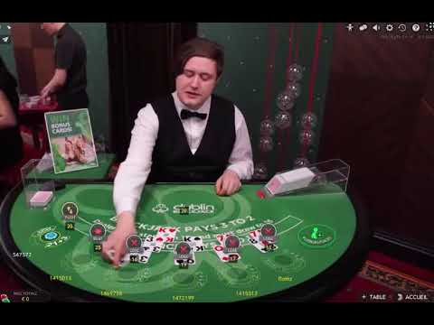Dublin Blackjack d'Evolution Gaming