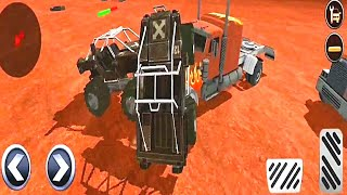 Monster truck game Monster Truck Derby Crash Stunts #3  Android Gameplay