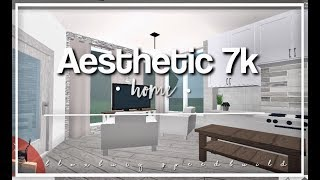 Roblox | Bloxburg | 7k Aesthetic Budget Home