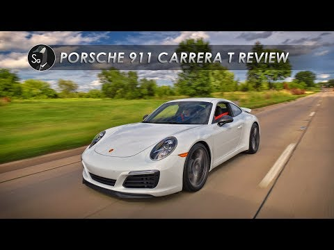 2019 Porsche 911 Carrera T Review    Why All The Fuss?