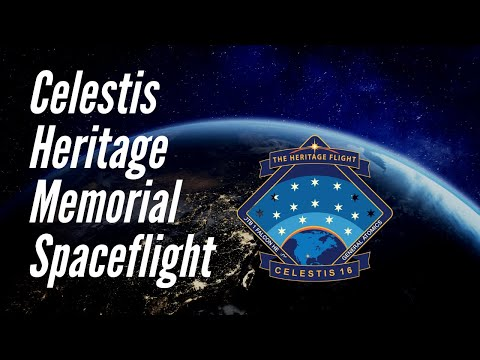 The Heritage Flight Mission Video