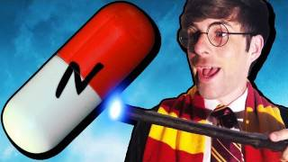 THE HARRY POTTER PILL!