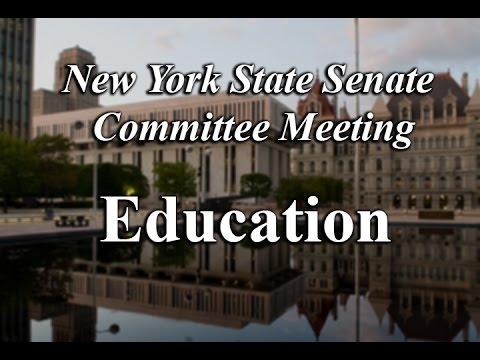 Senate Standing Committee on Education - 05/02/17