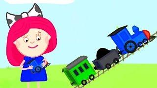 Smarta auf Deutsch - Wir helfen den Spielzeugen - Lehrreicher Zeichentrickfilm