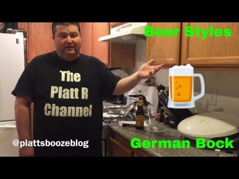 Beer Styles: German Bock