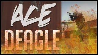 MY CRAZY DEAGLE ACE - CSGO