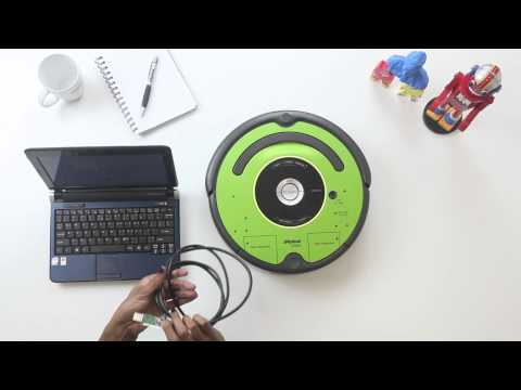 The iRobot Create 2 Programmable Robot is Here!