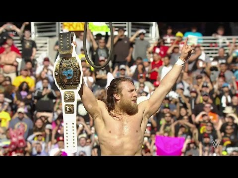 Daniel Bryan wins the Intercontinental Championship: WrestleMania 31
