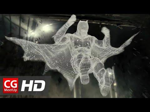 "CGI VFX Breakdown HD: ""Batman V Superman: Dawn of Justice VFX Breakdown"" by Scanline VFX"