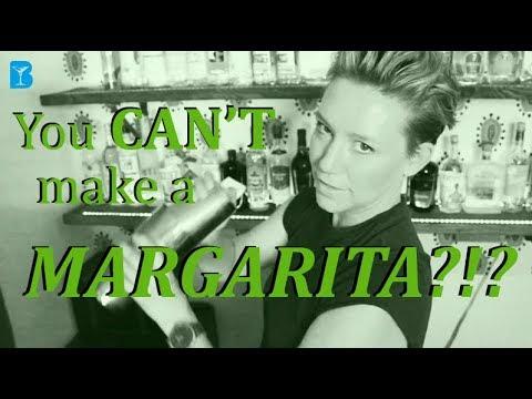 """The Perfect Margarita"""