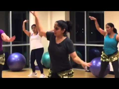 Red Bow Fitness Zumba
