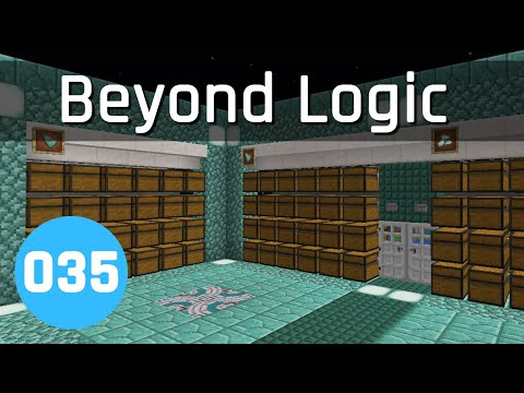 Beyond Logic #35: Green Lantern(s) | Minecraft