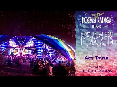 Aes Dana - Chill Out Gardens 02 - Boom Festival 2014
