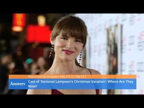 """The Cast Of """"National Lampoons Christmas Vacation"""", Where Are They Now?"""