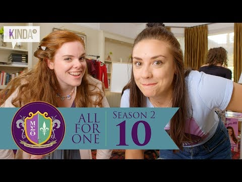 "All For One | S2 EP10 | ""The Pen and the Sword"""
